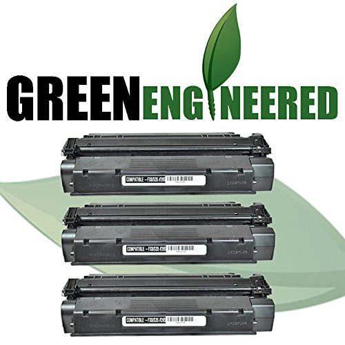 Cartridge Triple Pack (GreenEngineered Canon FX-8 / S35 Remanufactured Black Toner Cartridge (7833A001AA) Triple Pack)