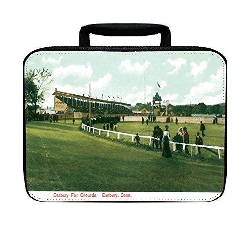 Danbury Fair Grounds, Danbury, Ct Insulated Lunch Box - Fair Kids Ct