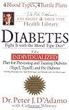 Diabetes, Peter J. D'Adamo, 0399151028