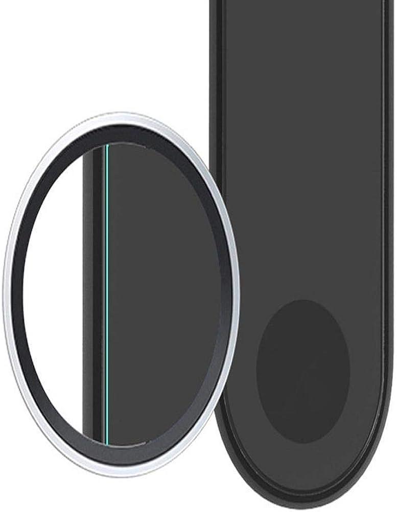 Tonsee 2PC HD Film Intelligente LCD-Bildschirm Schutzfolie für Xiaomi Mi Band 2 Smartband Klar