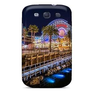 NikRun Galaxy S3 Hybrid Tpu Case Cover Silicon Bumper Anaheim Ca