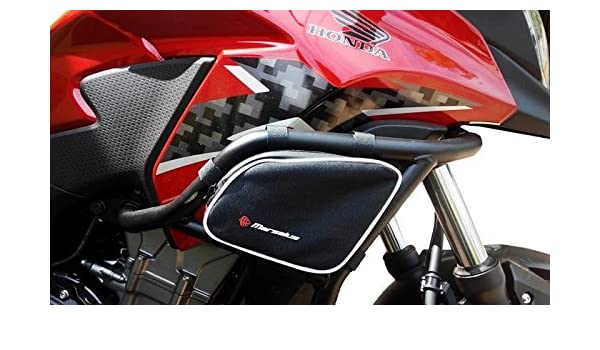 Amazon.com: Honda CB500X Crash bar Bags: Automotive