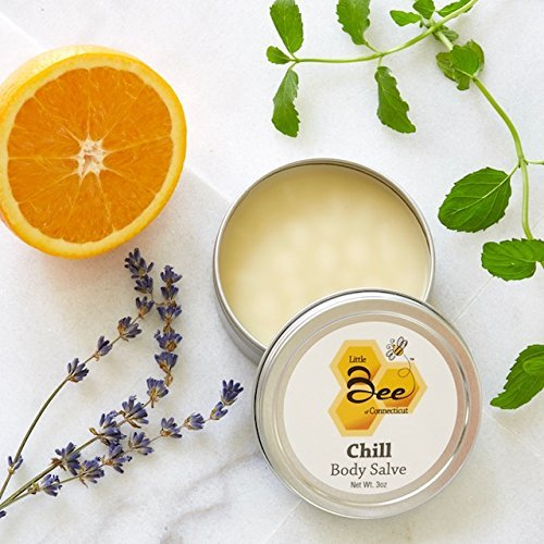 Salve (Scented) 3oz - Little Bee of CT, A Martha Stewart American Made Maker ()
