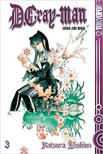 D Gray Man Manga Pdf