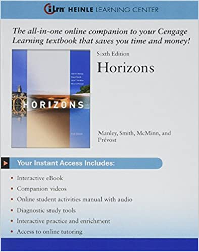 Amazon bundle horizons 6th ilrn heinle learning center bundle horizons 6th ilrn heinle learning center printed access card 6th edition fandeluxe Choice Image