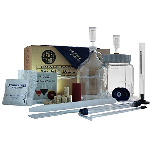 Price comparison product image Master Vintner Small Batch Wine Starter Kits (Cabernet Sauvignon)