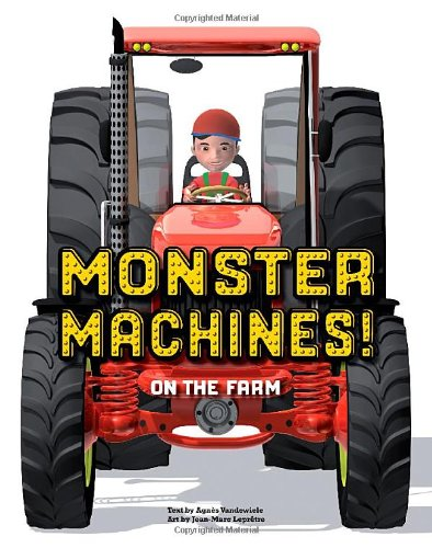 Monster Machines! On the Farm