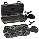 Cigar Caddy 5 Count Travel Humidor (Camouflage) offers