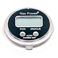 NSD Power SM-01 Precision Multi-function Speedometer with LCD Screen