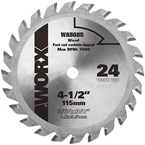 Worx WA5085 24T TCT Blade
