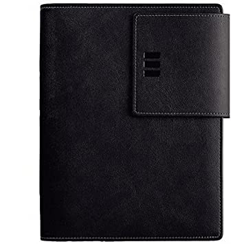 AGENDA FINOCAM OPEN FLAP 500 NEGRO ANILLAS DE 23MM: Amazon ...