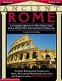 Ancient Rome, Alexandra Hanson-Harding, 0439059208