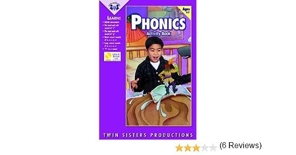 Twin Sisters Productions - Phonics Music CD/Book Set - Amazon.com ...