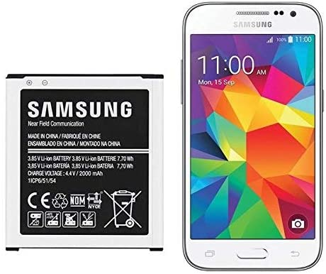 Original Samsung Replacement Battery Compatible With Galaxy Core ...