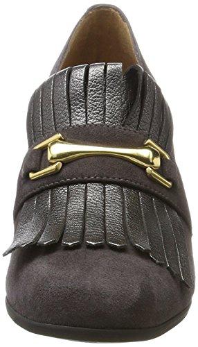 blk slate Unisa Olimpo Gris loafers Femme ks cmt Mocassins gF8BPg0q