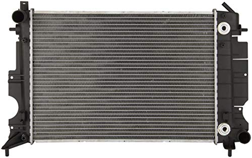 Spectra Premium CU2080 Complete Radiator for Saab ()