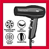 Revlon 1875W Lightweight + Compact Travel Hair