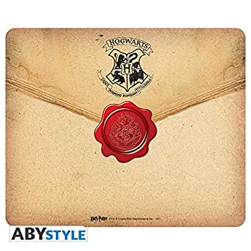 Amazon.com : HARRY POTTER - Mousepad - Hogwarts letter ...