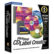 Printshop CD Label Creator