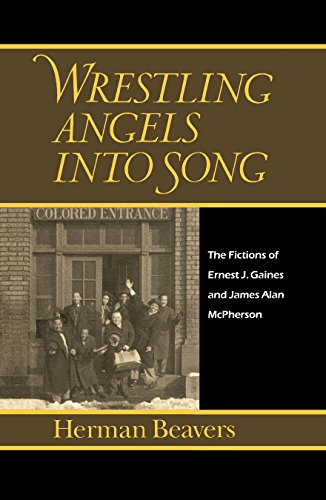 Wrestling Angels into Song: The Fictions of Ernest J. Gaines and James Alan McPherson (Penn Studies in Contemporary American Fiction) - Penn Station New York New York