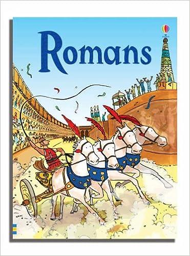 Image result for romans  usborne