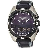 Tissot Men's T0914204605101 T-Touch Expert Titanium Watch
