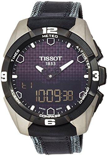 4605101 T-Touch Expert Titanium Watch (T-touch Titanium Watch)