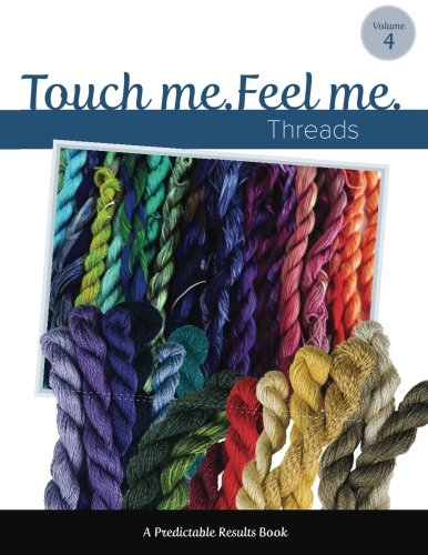 Touch Me Feel Needlepoint Predictable product image