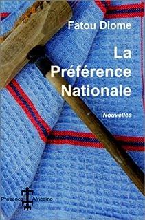 La préférence nationale et autres nouvelles, Diome, Fatou