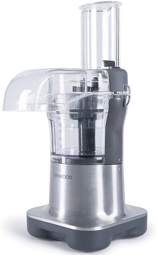 Kenwood FDM 100BA - Robot de cocina, 500 W, color negro y gris: Amazon.es: Hogar