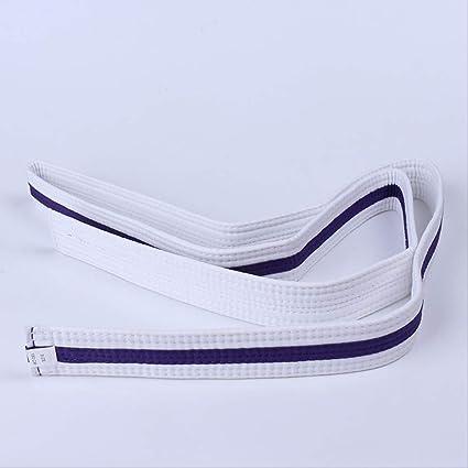 primo sguardo metà prezzo prodotto caldo 17 Colori Cintura in Cotone Professionale Taekwondo Karate Cintura ...