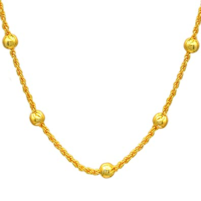 designer gold chains at gram chain proddetail id rs