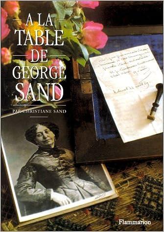 Lire À la table de George Sand pdf