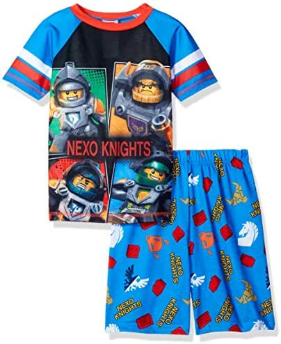 LEGO Nexo Knights Boy's 2-pc Pajama Short Set