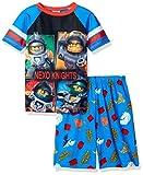 LEGO Nexo Knights Little Boys 2-Pc Pajama Short Set