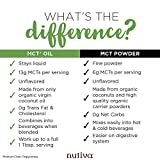 Nutiva Organic MCT Oil, Keto & Paleo