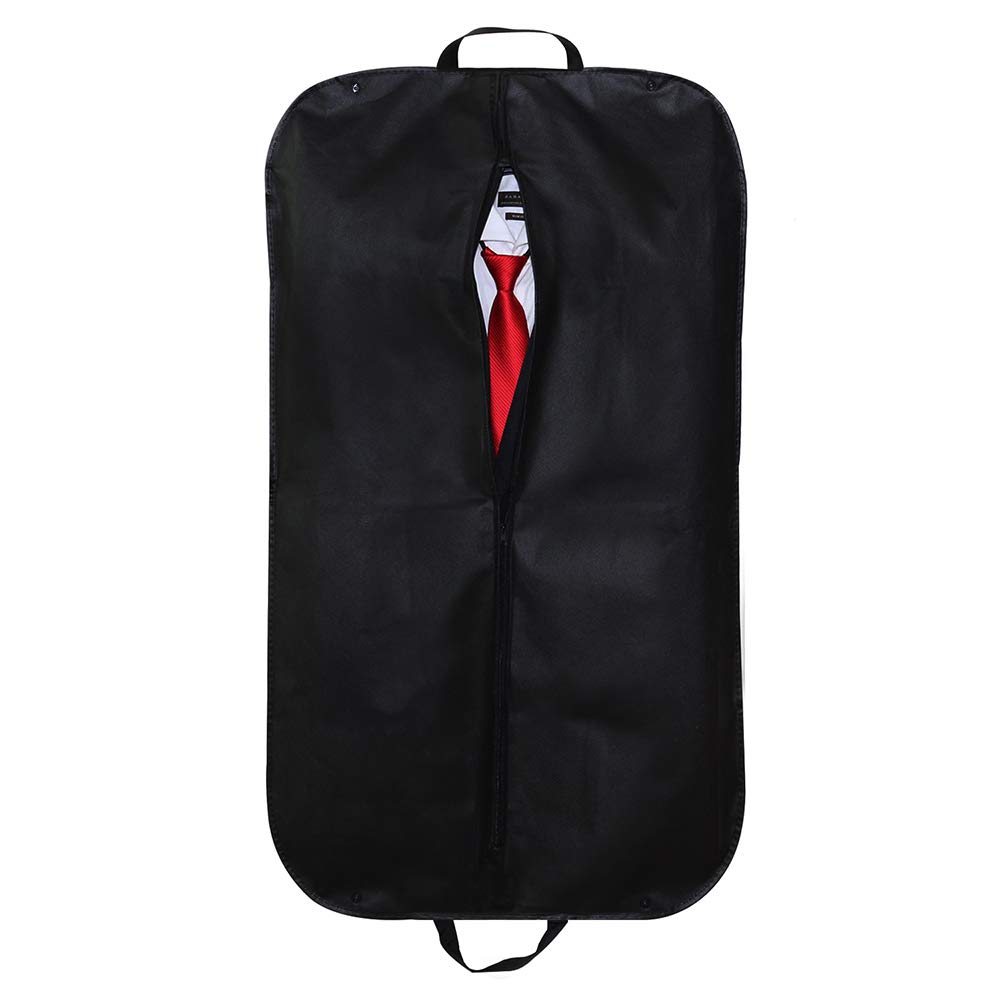 4270a98ab5db RUIMA Travel Garment Bag With Pocket, Mens Garment Bag Folding ...