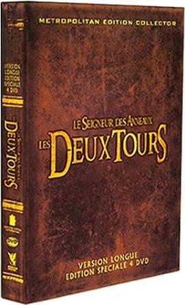 grand Prix mieux choisir usine authentique Le Seigneur des Anneaux II, Les Deux Tours Version longue ...