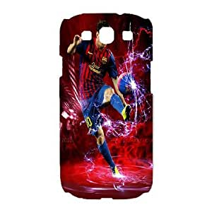 Lionel Messi For Samsung Galaxy S3 I9300 Cases Cover Cell Phone Cases STL539186