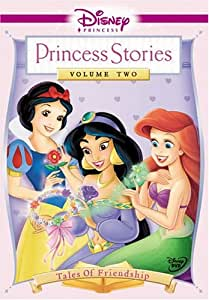 Disney Princess Stories Volume Two: Tales Of Friendship (Bilingual)