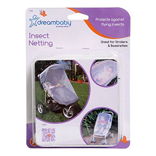 Tee-Zed F204 Stroller Insect Netting by Dreambaby
