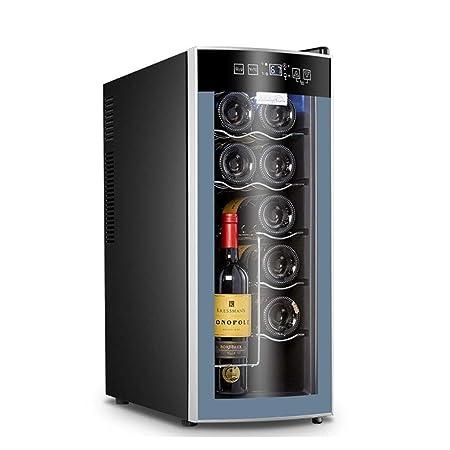 Barir Independiente del refrigerador de Vino eléctrica roja y ...