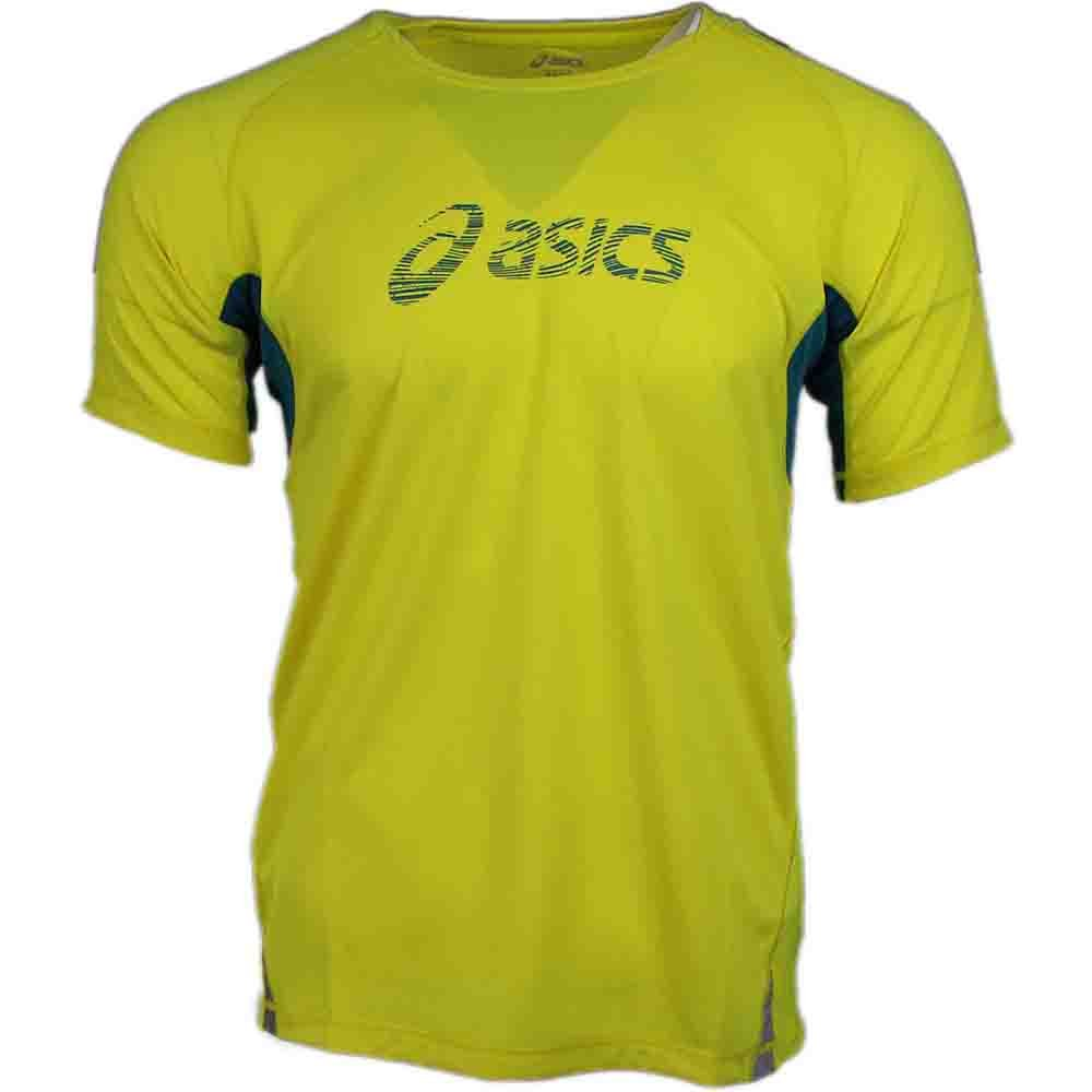 ASICS Herren Fujitrail Graphic Top