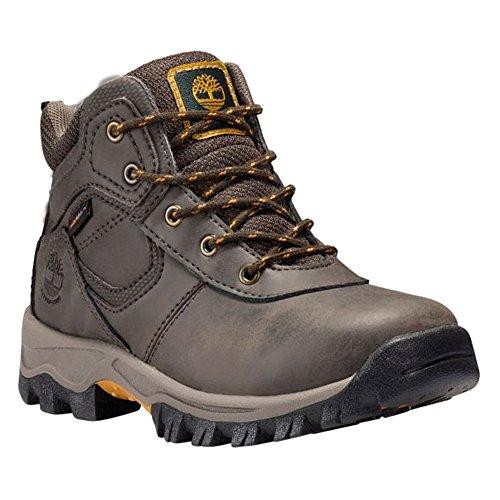 Timberland Dark Hiking Mt Boot Maddsen 13 Brown Waterproof Youth Mid qvrZ0qWwRH
