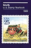 Linn's U. S. Stamp Yearbook 1989, George Amick, 0940403234