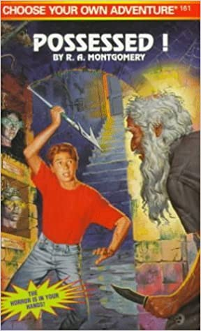 Book Possessed! (Choose Your Own Adventure No.161) (Book 161) by R.A. Montgomery (1995-06-01)