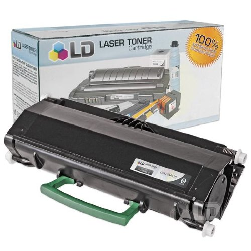 Compatible Lexmark X264A11G Black Toner Cartridge