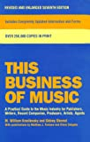 This Business of Music, M. William Krasilovsky and Sidney Shemel, 0823077551