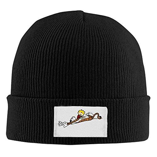 Price comparison product image Amone Calvin Winter Knitting Wool Warm Hat Black