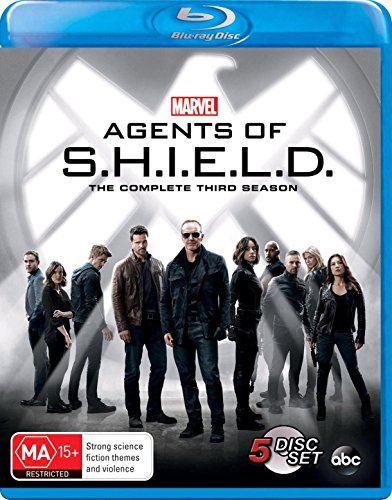 marvel agents of shield tv series - 1